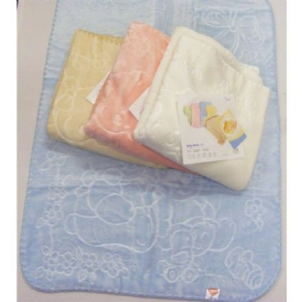 Luxury Spanish Pram Blanket